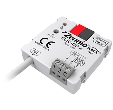 Zennio KNX-Daikin AC interface KLIC-DD v3